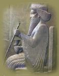 Ancient Babylonian Ruler (Ancient Babylon) John Duffield duffield-design