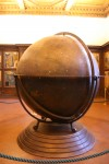 Ancient World Globe Rome 3D Sphere Bev Dunbar Maths Matters