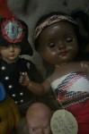 Antique african doll $60 Bev Dunbar Maths Matters