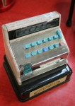 Antique cash register $95 Bev Dunbar Maths Matters