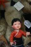 Antique chinese doll $34.50 Bev Dunbar Maths Matters
