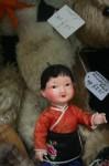 Antique chinese doll $34.50 Bev Dunbar Maths Matters