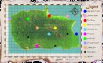 Area of Adventure Island - John Duffield duffield-design