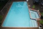 Area of a swimming pool Bev Dunbar Maths Matters