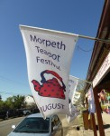 August Teapot Festival Time - Calendar