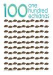 100 echidnas Poster John Duffield duffield-design