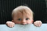 Baby Ike reveals 8 fingers Bev Dunbar Maths Matters