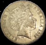 Back 20 c coin Bev Dunbar Maths Matters