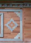 Bali Square wall design Bev Dunbar Maths Matters
