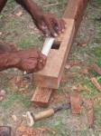 Bali Village Carpenter 2 Bev Dunbar Maths Matters