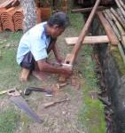 Bali Village Carpenter Bev Dunbar Maths Matters