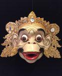 Balinese symmetrical mask 4 Bev Dunbar Maths Matters