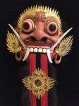 Balinese symmetrical mask 5 Bev Dunbar Maths Matters