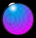 Ball blue - John Duffield duffield-design