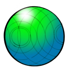 Ball greenblue - John Duffield duffield-design