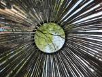 Bamboo Circle Structure Venice Biennale 2014 Bev Dunbar Maths Matters