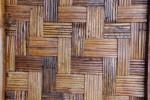 Bamboo Herringbone Pattern Vietnam Bev Dunbar Maths matters