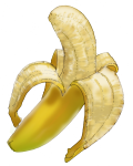 Banana Peeled - John Duffield duffield-design