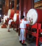 Barrel Drums Xian China Bev Dunbar Maths Matters