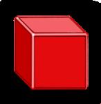 Base Ten Short red - John Duffield duffield-design