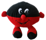 Bev Dunbar Maths Matters Red and Black Creature