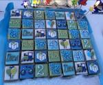 Birthday Cubes Cake Bev Dunbar Maths Matters