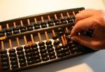 Black abacus - Bev Dunbar Maths Matters