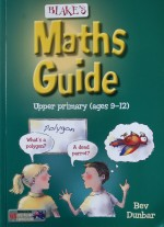 BLAKE Upper primary Maths Guide Front Cover