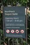 Botanical Gardens Gate Open Times Bev Dunbar Maths Matters