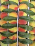 Box of peaches Tashkent Bev Dunbar Maths Matters