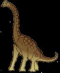 Brachiosaurus dinosaur John Duffield