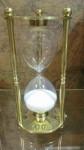 Brass 15 minute timer Bev Dunbar Maths Matters