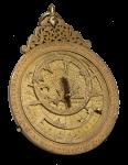 Brass Astrolabe Yemen 1291 The Met NY DP170386