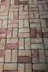 Brick path pattern Morpeth NSW Bev Dunbar Maths Matters
