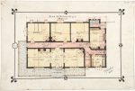 Bungalow Floor Plan Ernest Geldart Londonearly 20th century The Met NY DP804276