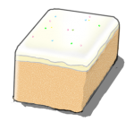 Fraction Cake - 1 Sixth - John Duffield duffield-design