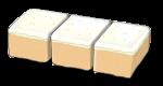 Fraction Cake - 3 Sixths - John Duffield duffield-design
