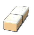 Fraction Cake - 2 Sixths - John Duffield duffield-design