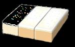 Fraction Cake - 2 Thirds - John Duffield duffield-design