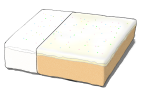 Fraction Cake - Two Thirds  - John Duffield duffield-design