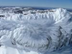 Calendar - Seasons - Frozen Rock Snowy Mountains Bev Dunbar Maths Matters