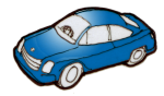 Car blue - John Duffield duffield-design