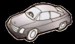 Car silver - John Duffield duffield-design