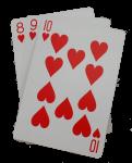 Cards 8 9 10 Hearts Bev Dunbar Maths Matters