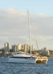 Catamaran - transport - Time
