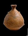 Ceramic jar Japan Late Joman Period 2000 BC The Met NY 49202