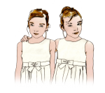 Chance - Twin Girls - John Duffield duffield-design copy