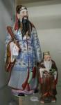 Chinese Figurine $58 Bev Dunbar Maths Matters