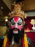 Chinese Opera Performer Bev Dunbar Maths Matters