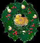 Christmas Wreath - John Duffield duffield-design